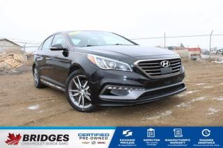 Used 2015 Hyundai Sonata 2.0T Ultimate**Sunroof | Heated/Vented Seats |  NAV** for sale in North Battleford, SK