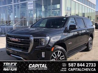 New 2021 GMC Yukon XL AT4 for sale in Calgary, AB