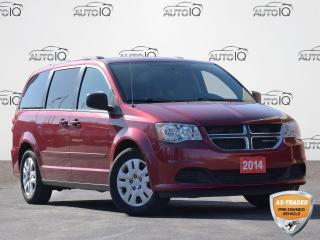 Used 2014 Dodge Grand Caravan SE/SXT SXT | STOW N GO | 3.6 L | 2ND ROW BUCKETS | REAR A/C & HEAT | 3.6 L | BLUETOOTH | for sale in Waterloo, ON