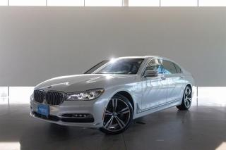 Used 2016 BMW 750 Xdrive for sale in Langley City, BC