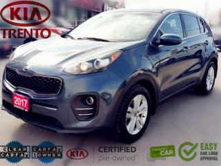 Used 2017 Kia Sportage LX FWD/AUTO/ALLOYS/1-OWNER/LOW KM/REAR CAMERA/ for sale in North York, ON