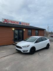 Used 2016 Ford Focus SE for sale in Millbrook, NS