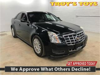 Used 2013 Cadillac CTS Luxury for sale in Guelph, ON
