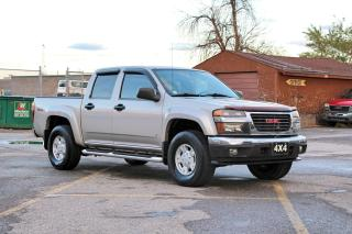 Used 2006 GMC Canyon SLE Z71 for sale in Brampton, ON