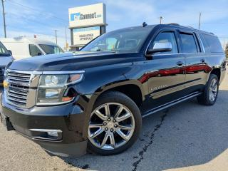 Used 2015 Chevrolet Suburban LTZ for sale in Ottawa, ON