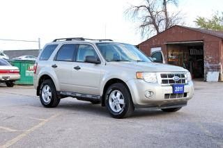 Used 2011 Ford Escape XLT for sale in Brampton, ON
