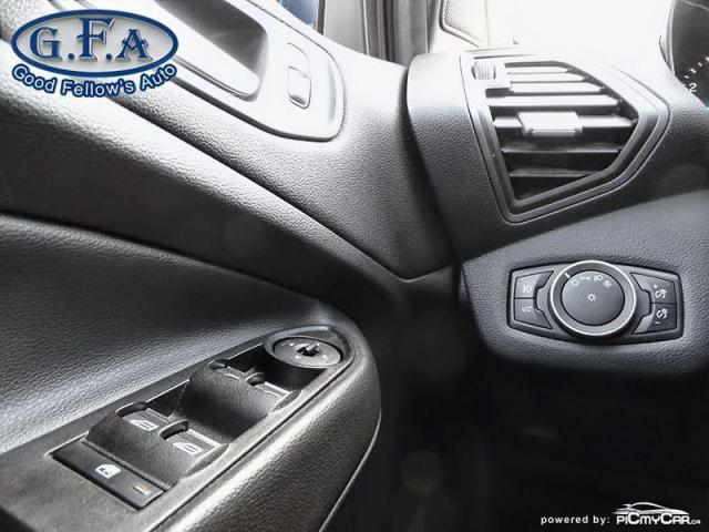 2018 Ford Escape SE 1.5 ECOBOOST, REARVIEW CAMERA, HEATED SEATS