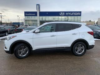 Used 2018 Hyundai Santa Fe Sport PREMIUM AWD/BLIND SPOT/NAV/HEATED SEATS for sale in Edmonton, AB