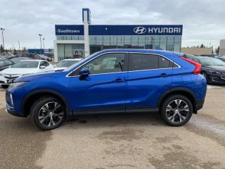 Used 2019 Mitsubishi Eclipse Cross SE/S-AWC/HEATED SEATS/BACKUP CAM for sale in Edmonton, AB