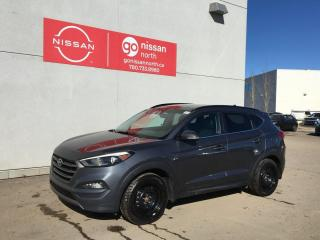 Used 2016 Hyundai Tucson Limited / AWD / 1.6L / Panoramic Roof / Touch Screen / Loaded / for sale in Edmonton, AB