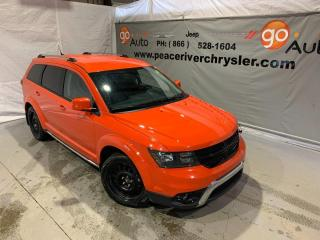 Used 2018 Dodge Journey Crossroad for sale in Peace River, AB