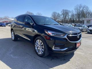 Used 2018 Buick Enclave Essence 4dr AWD Sport Utility Vehicle for sale in Brantford, ON