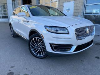 Used 2019 Lincoln Nautilus Reserve ***PRICE REDUCED*** 2.7L, NAVIGATION, SUNROOF, LEATHER, LANE KEEP, HEATED STEERING WHEEL, NO ACCIDEN for sale in Calgary, AB
