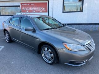 Used 2012 Chrysler 200 LX ** AS-IS, NOT OFFERED CERTIFIED  ** for sale in St Catharines, ON