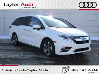 Used 2018 Honda Odyssey EX-L, Navi, Local Trade for sale in Regina, SK
