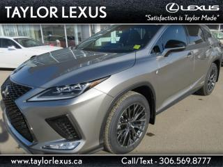 New 2021 Lexus RX 450h for sale in Regina, SK