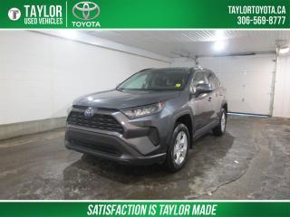 Used 2019 Toyota RAV4 Hybrid LE for sale in Regina, SK