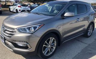 Used 2017 Hyundai Santa Fe Sport Ultimate for sale in Windsor, ON