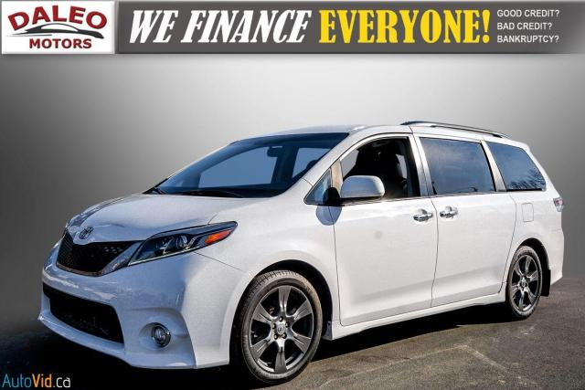 2017 Toyota Sienna SE / CALL FOR DETAILS / BRAND DISCLOSURE Photo4