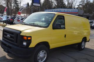 Used 2011 Ford Econoline Commercial for sale in Richmond Hill, ON