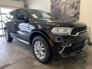 New 2021 Dodge Durango SXT for sale in Steinbach, MB