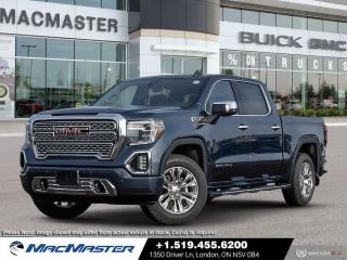 New 2021 GMC Sierra 1500 Denali V8 | 4X4 | TECHNOLOGY PKG | NAVIGATION | BED VIEW CAMERA | WIRELESS CHARGING for sale in London, ON