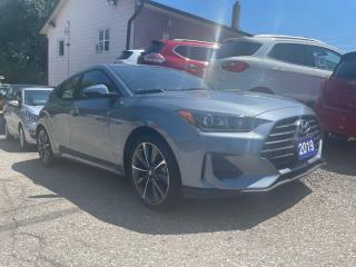 Used 2019 Hyundai Veloster 2.0 GL for sale in Bradford, ON
