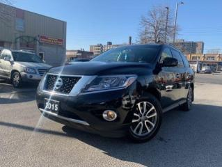 Used 2015 Nissan Pathfinder SL 4WD for sale in Scarborough, ON