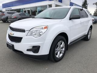 Used 2013 Chevrolet Equinox LS for sale in Duncan, BC