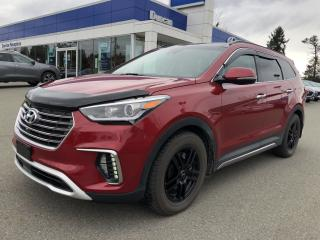 Used 2018 Hyundai Santa Fe XL Ultimate for sale in Duncan, BC
