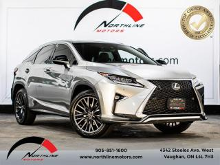 Used 2017 Lexus RX 350 F-Sport/Navigation/Blindspot/Camera for sale in Vaughan, ON