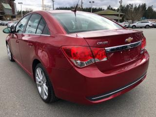 Used 2014 Chevrolet Cruze 2LT for sale in Duncan, BC
