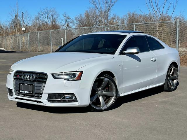 2015 Audi S5 Technik | Sport Differential