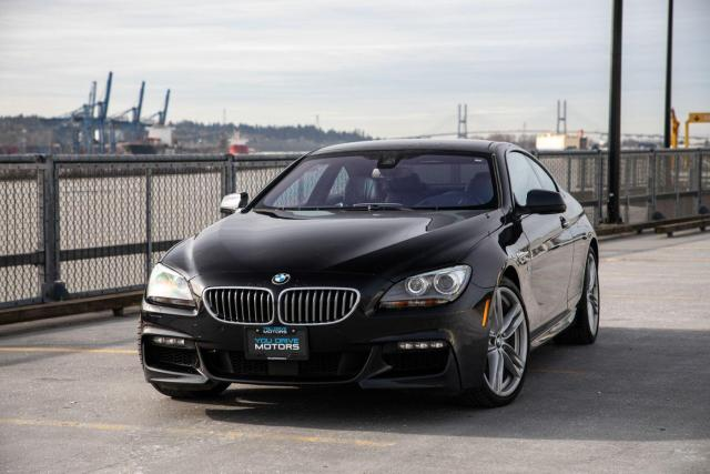 2014 BMW 6 Series 650i xDrive M-SPORT $297 BW TAX INCL. $0 DOWN