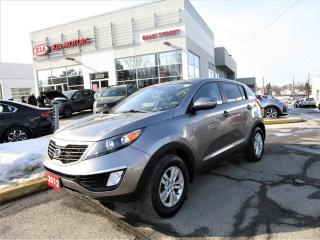 Used 2012 Kia Sportage LX for sale in Gloucester, ON
