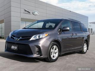 Used 2019 Toyota Sienna LE Room For 8 for sale in Winnipeg, MB