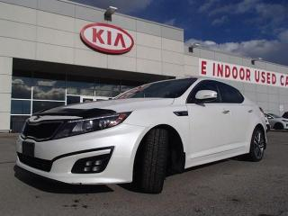 Used 2014 Kia Optima SX TURBO for sale in Nepean, ON