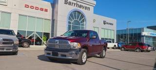 Used 2018 RAM 1500 4x4 Quad Cab SXT for sale in Ottawa, ON