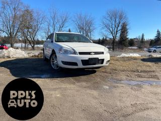 Used 2008 Chevrolet Impala LTZ for sale in Guelph, ON