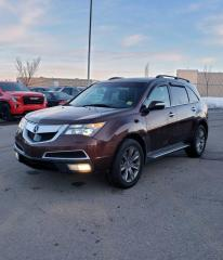 Used 2010 Acura MDX Elite Pkg | SH-AWD | $0 DOWN - EVERYONE APPR for sale in Calgary, AB
