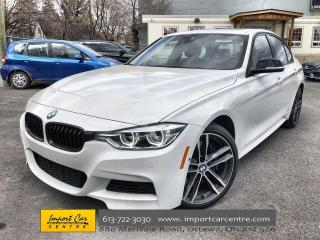 Used 2018 BMW 340 i xDrive M-PERF  DRIVER'S ASIST  HUD  HK SOUND  RO for sale in Ottawa, ON