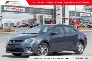 Used 2014 Toyota Corolla for sale in Toronto, ON