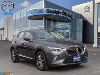 Used 2017 Mazda CX-3 GT AWD at for sale in Guelph, ON