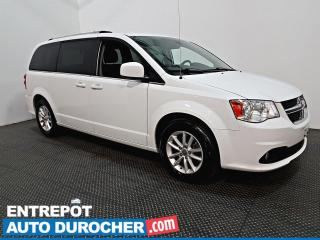 Used 2019 Dodge Grand Caravan SXT Premium Plus - CUIR - CLIMATISEUR for sale in Laval, QC