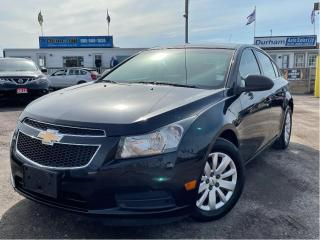 Used 2011 Chevrolet Cruze LS+ w/1SB for sale in Whitby, ON