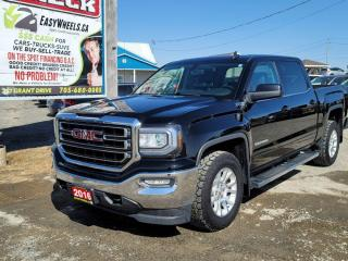 Used 2016 GMC Sierra 1500 SLE for sale in New Liskeard, ON