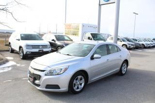 Used 2015 Chevrolet Malibu 2.5L LS for sale in Whitby, ON