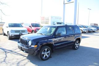 Used 2016 Jeep Patriot 2.4L High Altitude for sale in Whitby, ON