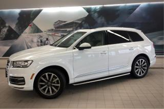 Used 2019 Audi Q7 55 Technik +Driver Assist | Trailer Hitch | Luxury for sale in Whitby, ON