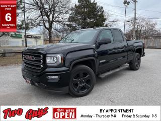 Used 2019 GMC Sierra 1500 Limited Elevation | 5.3L 4WD | 6 Pass | Running Boards | for sale in St Catharines, ON